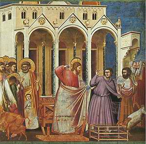 300px-Giotto_-_Scrovegni_-_-27-_-_Expulsion_of_the_Money-changers_from_the_Temple
