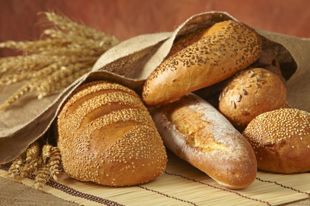 Bread-loaves-grain