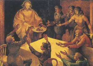 Detail_of_the_'Christ_Feeding_the_People'_mural_by_Fyffe_Christie