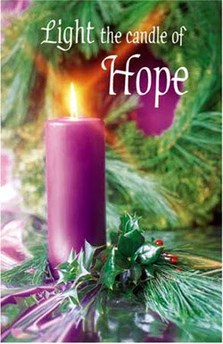 advent sunday 1 Hope